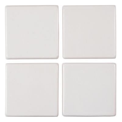 "8"" Square Tile - Simply White"