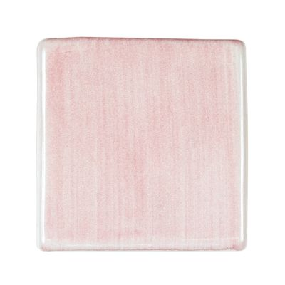 "2 5/8"" Square Tile - Farm Pink"