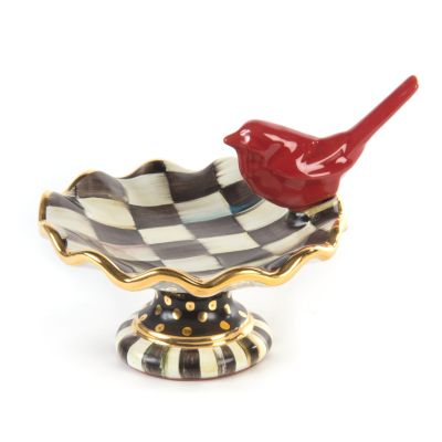 Courtly Check Ring Dish