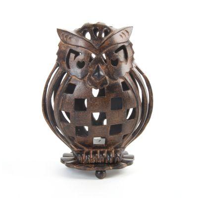 Owl Luminary - Small