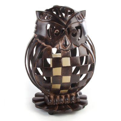 Owl Luminary - Large