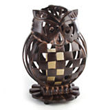 Owl Luminary - Large