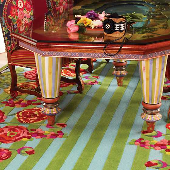 Mackenzie Childs Diorama Dining Table For 12