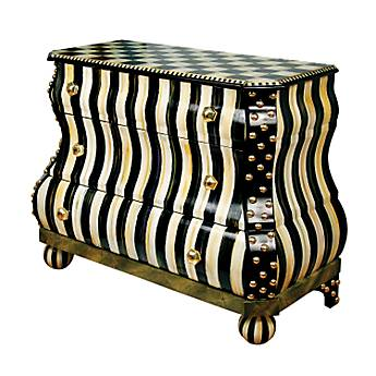 Courtly Stripe Large Bombay