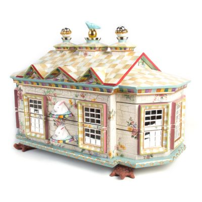 Chicken Palace Jewelry Box