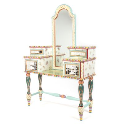 Rabbit Garden Dressing Table