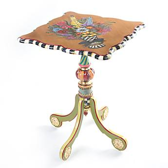 Blooming Tilt Top Table