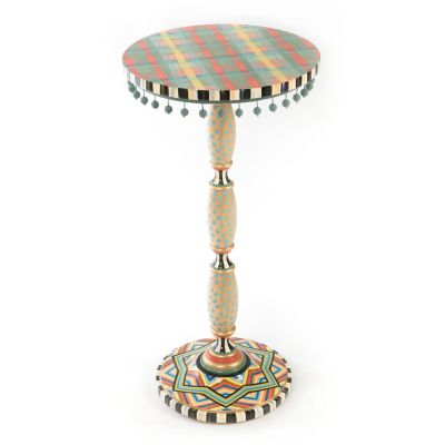 Tiny Tartan Table