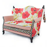 Poppy Loveseat
