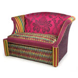 Kaleidoscope Loveseat