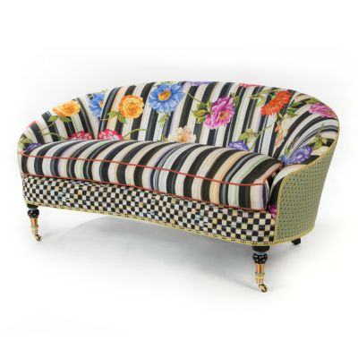Sensational Cutting Garden Loveseat Creativecarmelina Interior Chair Design Creativecarmelinacom