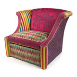 Kaleidoscope Accent Chair