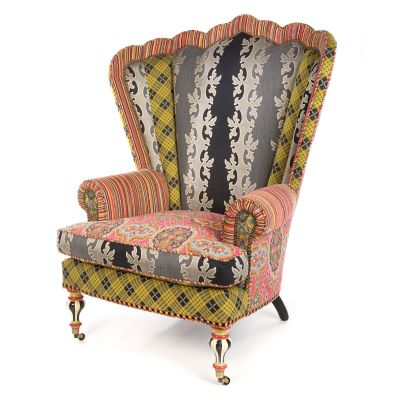 Nice Kensington Wing Chair
