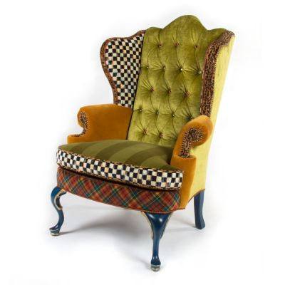 The Royals Wing Chair
