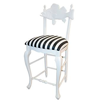 Cod Fish Counter Stool