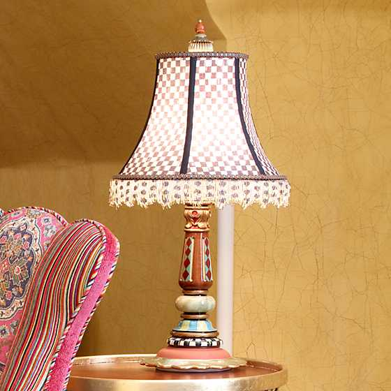 Mackenzie Childs Highland Table Lamp