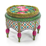 Greenhouse Outdoor Round Ottoman