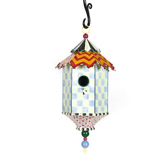 Flyer's Folly Birdhouse