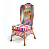 Flower Market Outdoor Dining Chair