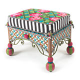 Greenhouse Outdoor Square Ottoman