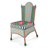 Greenhouse Outdoor Dining Chair