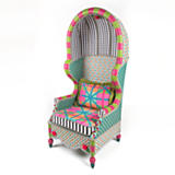 Greenhouse Outdoor Bonnet Chair