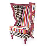 Flower Market Outdoor Butterfly Chair