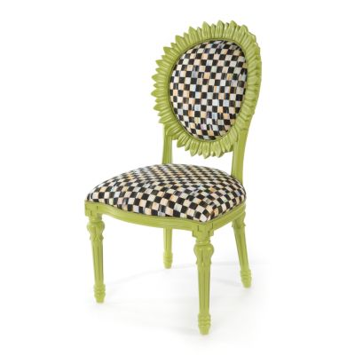 Sunflower Outdoor Chair - Chartreuse