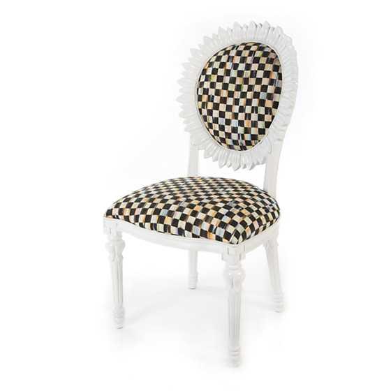 Sunflower Outdoor Chair   White