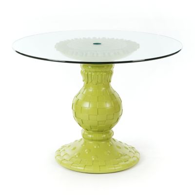 Sunflower Outdoor Table - Chartreuse