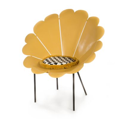 Daisy Chair - Yellow