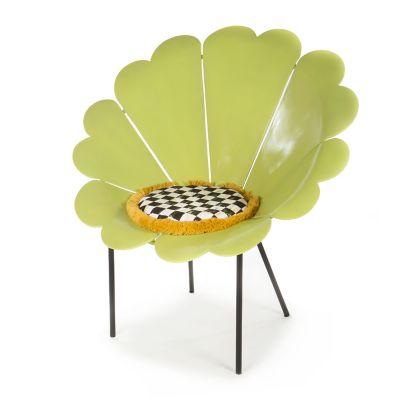 Daisy Chair - Chartreuse