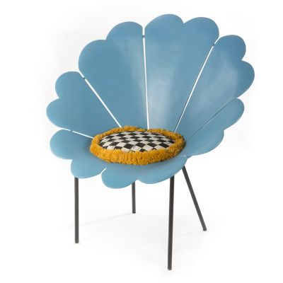 Daisy Chair - Blue