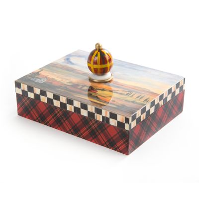 Landscape Box Card Set