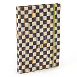 Courtly Check Journal - Large