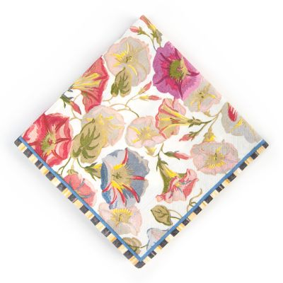 Morning Glory Paper Napkins - Cocktail