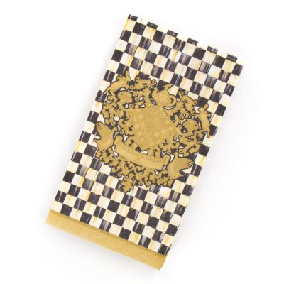 Coat of Arms Boxed Paper Napkins - Guest