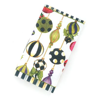 Deck the Halls Paper Napkins - Guest