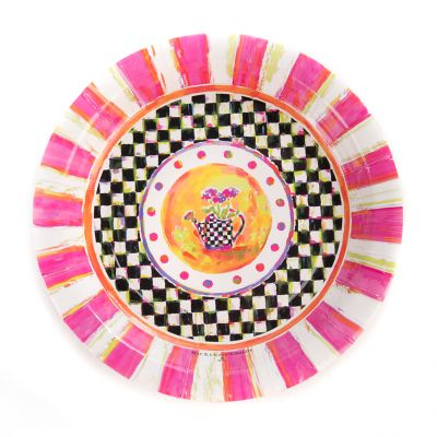 Pixie Party Paper Plates - Dessert