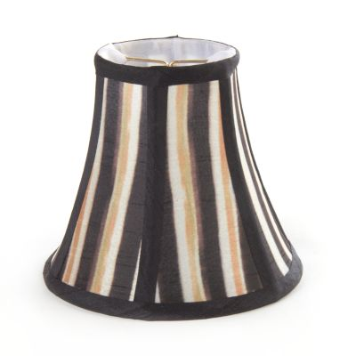 Courtly Stripe Shade - Chandelier