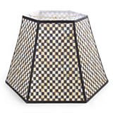 Courtly Check Hex Shade - Large
