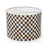 Courtly Check Drum Shade - Large