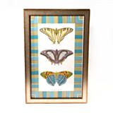 Butterfly Print - Chartreuse
