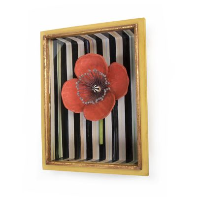Poppy Shadow Box
