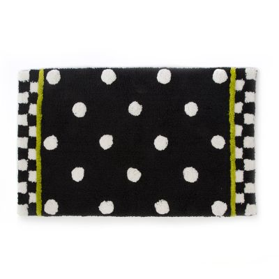 Dotty Bath Rug