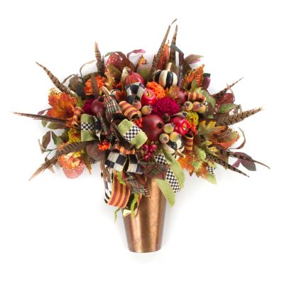 Autumn Harvest Entrance Bouquet