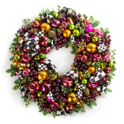 Sugarplum Wreath - Large