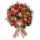 Estate Barn Wreath