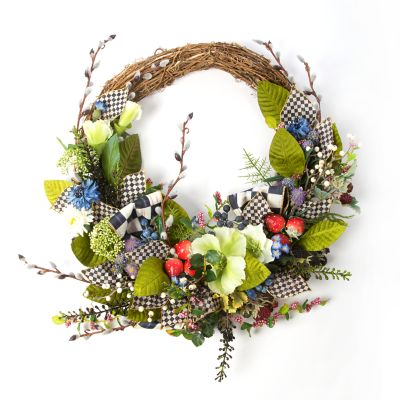 Berries & Blossoms Wreath