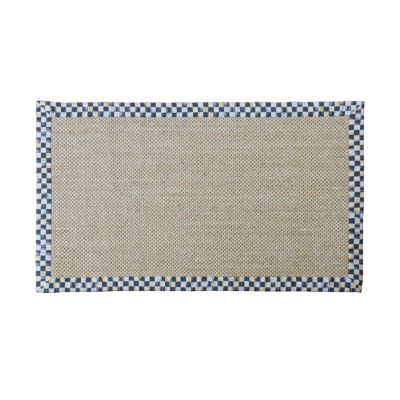 Courtly Check Sisal Rug - 3' x 5'